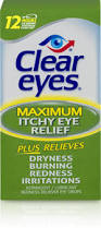 Clear Eyes Cooling Comfort Clear Eyes Eye Drops U0026 Eye Care Products
