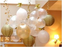New Year Balloon Decor by 2017 New Year Decorations