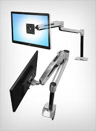 10 best single monitor desk table arm mount for workplace