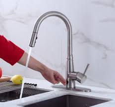 kitchen faucets touch touch kitchen faucet ebay