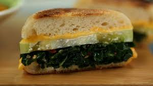 collard greens grilled cheese gac