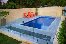 glass pool fencing perth barrier reef pools perth