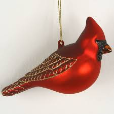 cobane studio blown glass ornaments birds and wildlife sparkling