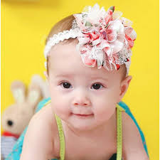 baby bands baby hair bands with flowers india baby babies