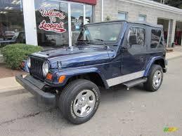 pearl jeep wrangler 1997 dark blue pearl jeep wrangler se 4x4 52817492 gtcarlot com