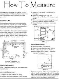 Measuring Kitchen Cabinets Brilliant Measuring Kitchen Cabinets Cabinet To Design Decorating