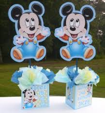 mickey mouse baby shower decorations 12 inch baby mickey mouse decorations handmade supplies decor