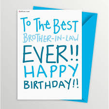 70 famous brother in law birthday cards golfian com