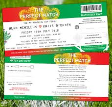 football wedding invitation wording wedding invitation sample