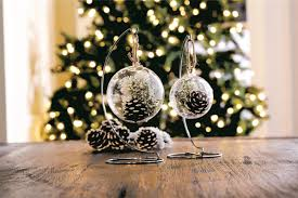 christmas ornaments pinecone christmas ornaments easy and cute