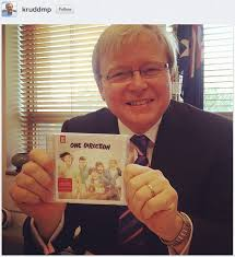 Kevin Rudd Memes - instagram definitively proves kevin rudd to be dorkiest pm in whole