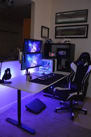 Building A Gaming Desk by Best 25 Ikea Gaming Desk Ideas On Pinterest Ikea Study Table