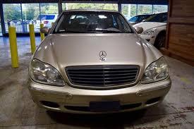 2003 mercedes s500 for sale 2000 mercedes s class for sale carsforsale com