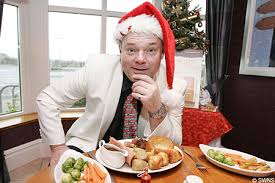 mr christmas free festive dinners for mr christmas in luxury restaurant so lucky