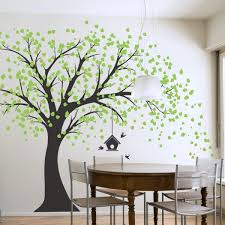 swish free shipping bird cage tree nursery wall stickers removable cute wall decals ideas wall decal trees family tree wall mural wall mural stickers nz wall