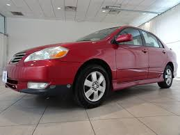 toyota corolla 2003 tires 2003 used toyota corolla 4dr sedan s automatic at fairway ford