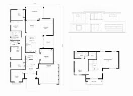 narrow lot home designs 2 storey house plans narrow lots beautiful 2 storey house plan