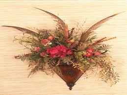 Wall Sconce Floral Arrangements Wall Ideas Metal Wall Flower Outdoor Metal Wall Flowers Metal