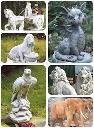 garden animal ornaments large marble eagle statues ntbm e001x