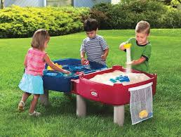 Little Tikes Play Table Easy Store Sand U0026 Water Table