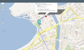 Google Map Route by Jquery Mobile Google Transit Api Bus Stops In Route Invisible
