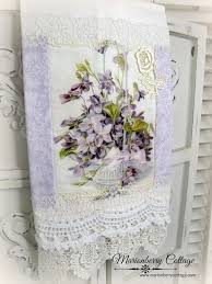 Shabby Chic Bath Towels by 129 Best Towels Bath Images On Pinterest Crafts Hand Towels