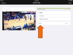 What Does Upload Your Resume Mean Record And Upload From The Hudl App Hudl Support