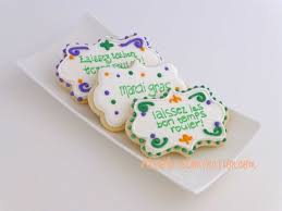 mardi gras cookie cutters laissez les bon temps rouler mardi gras cookies absolute confection