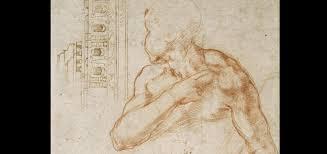 michelangelo u0027s studies ashmolean museum