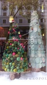 Christmas Ball Window Decorations by Christmas Windows Anthropologie Christmas Christmas Window