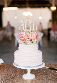 cake monograms this wedding cake and monogram cake topper wedding cake
