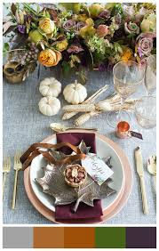 thanksgiving inspiration 5 modern thanksgiving tablescapes inspiration color palettes