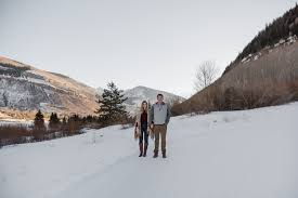 colorado photographers bailey colorado engagement photographer vail wedding