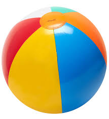 Beach Transparent by Contemporary Beach Ball On 12 Pack Inflatable Pool Toys Design