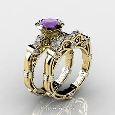 amethyst wedding rings amethyst product categories caravaggio jewelry