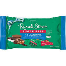 russell stover sugar free 4 flavor mix 10 oz 2 pack walmart com