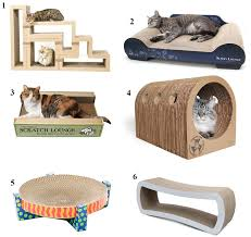 Cat Scratcher Unique Cardboard Cat Scratchers