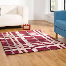 Extra Large Red Rug 27 Best Tartan Rugs Images On Pinterest Tartan Free Uk And