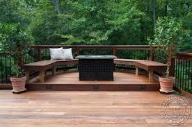 Patio Deck Designs Pictures 35 Cool Outdoor Deck Designs Digsdigs