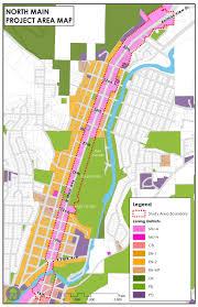 Map Of Durango Colorado by Durango Co Official Website North Main Corridor Planning