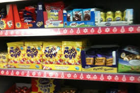easter eggs sale supermarkets easter eggs and hot cross buns before