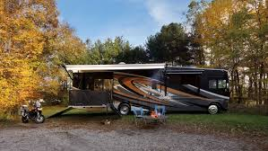Design Your Own Motorhome by Toy Hauler Motorhomes Thor Motor Coach