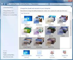 windows 7 desktop themes united kingdom how to access additional hidden regional themes in windows 7 askvg