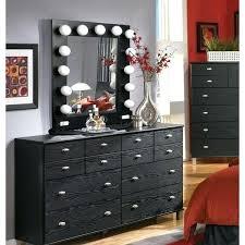 black vanity set with lights black vanity table with lights home design plan black vanity mirror