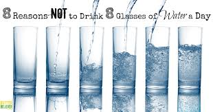 8 reasons not to drink 8 glasses of water a day butter believer