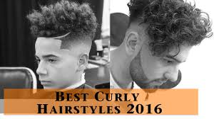 20 best curly hairstyles for men 2016 youtube