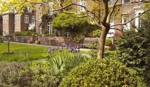 Garden by Westminster Abbey Abbey Gardens