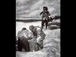 Armchair Treasure Hunts Captain Kidd Series Intro Buried Treasure In New Jersey Or