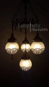 glass globe modern chandelier u2013 lamptastic