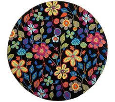 Qvc Area Rugs Round Carpets Google Search 4 Foyer Round Carpet Pinterest